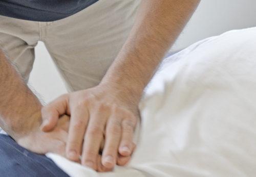 痛みがなく、高い効果が見込める施術力